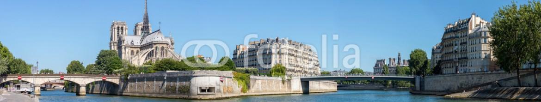 75915984 – Thailand – Paris Notre Dame Panorama