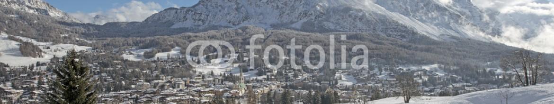 76250495 – Italy – Cortina e l'intera vallata