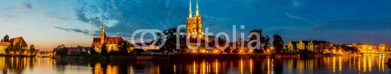 76335565 – Ukraine – Wroclaw panorama