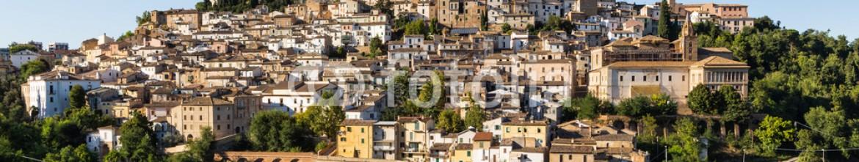 76337264 – Russian Federation – medieval town Loreto Aprutino, Abruzzo, Italy