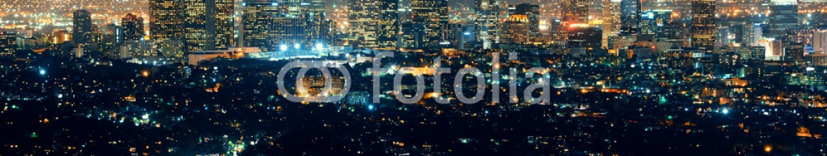 76560386 – United States of America – Los Angeles at night