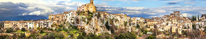 76938266 – Ukraine – Toffia -hill top village (beautiful villages of Italy series)