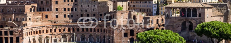 77323970 – Russian Federation – ancient ruins of roman forum in Rome, Lazio, Italy