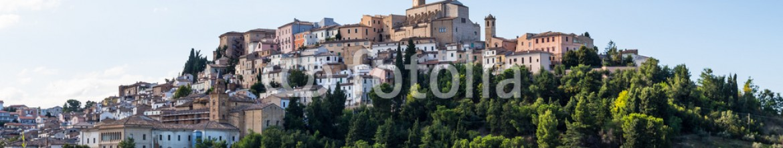 77324696 – Russian Federation – medieval town Loreto Aprutino, Abruzzo, Italy
