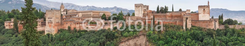 77965893 – Spain – Alhambra of Granada, Spain
