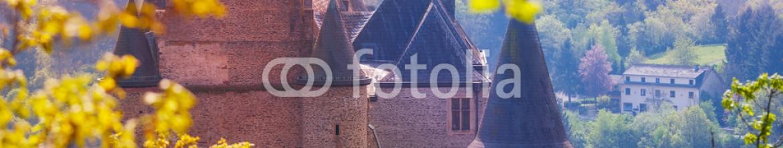 78054811 – Russian Federation – Vianden castle in Luxembourg