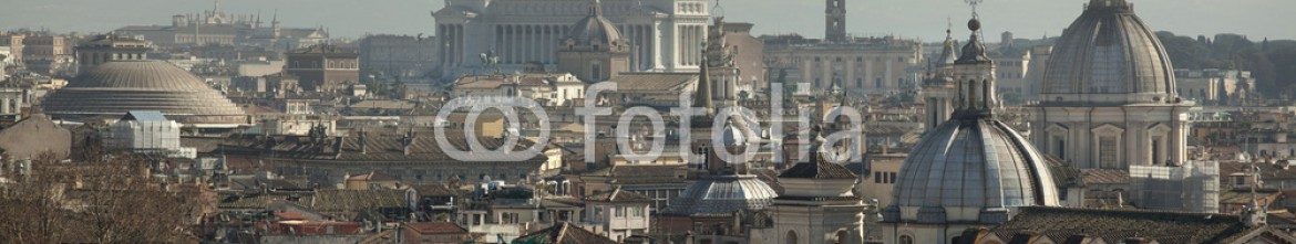 78435432 – Russian Federation – View of Rome historic center, Italy