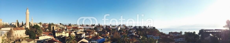 78462618 – Ukraine – Panorama above Kaleici, Antalya, Turkey