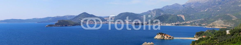 78491688 – Montenegro – Montenegro coast panorama