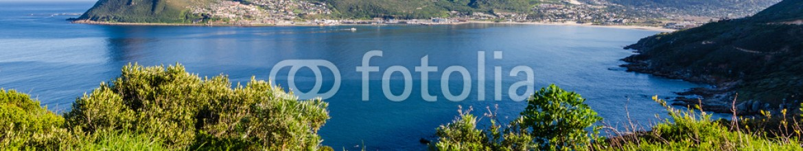 78708507 – South Africa – Hout Bay from Chapman's Peak Drive