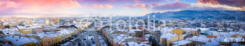 78759420 – Slovakia – Panorama Presov Slovakia