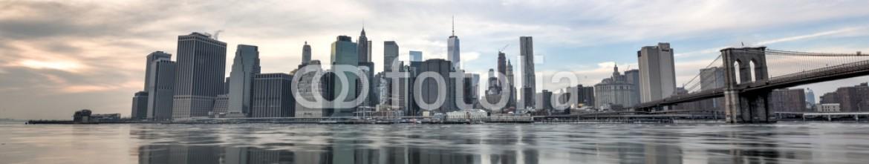 79047588 – United States of America – New York Downtown Skyline