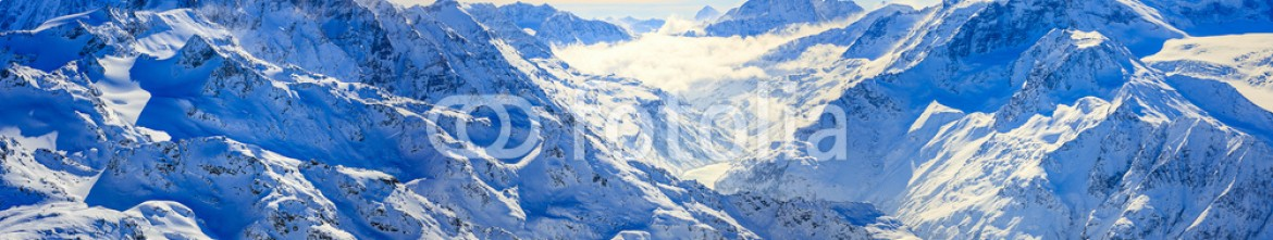 79064823 – Switzerland – Swiss Alps, panorama from Mont Fort