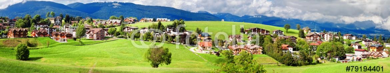 79194401 – Austria – Alps. Arsiero, Veneto, province of Vicenza, Italy