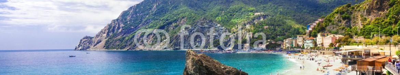79195774 – Ukraine – Monterosso al mare (Cinque terre) – scenic Ligurian coast, Italy