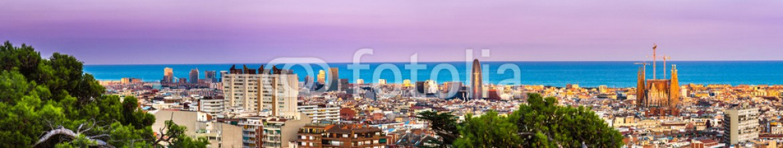 79373399 – Ukraine – Panoramic view of Barcelona