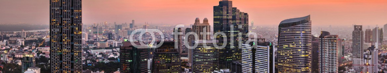 79401299 – Thailand – bangkok city panorama