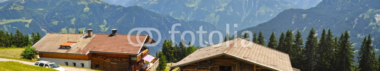79507926 – Austria – Village in the Ziller valley (Tyrol)