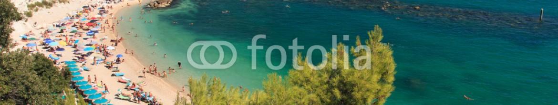 79697524 – Italy – Spiaggia di Sirolo – riviera del Conero