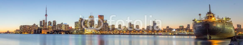 79757803 – Canada – Toronto ponorama