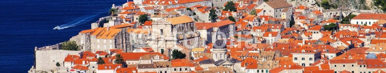 79937123 – Czech Republic – Fortress of Dubrovnik old town, Croatia