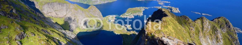 79956519 – Norway – Scenico Reinefjord alle Lofoten
