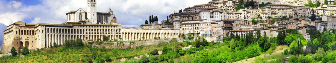 80105818 – Ukraine – Assisi – religious historic town in Umbria, Italy