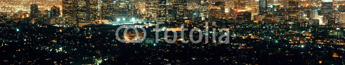 80210413 – United States of America – Los Angeles at night