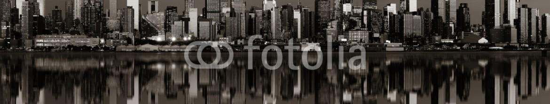 80217777 – United States of America – Midtown Manhattan skyline