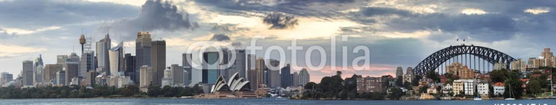 80934516 – Australia – Sydney CBD Cremorne Tele pan
