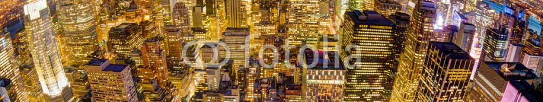 81136028 – Slovenia – New York City Manhattan downtown skyline.