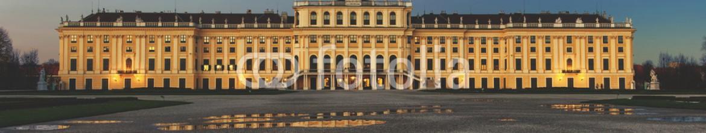 81240702 – Austria – Schonbrunn Palace in Vienna