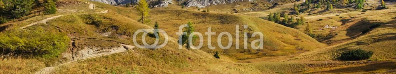 81370786 – Czech Republic – View of cima del passo. Falzarego path, Dolomites