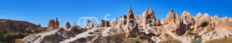 81637615 – Russian Federation – Panorama of Camel rock at Cappadocia Turkey