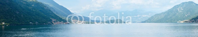 81652587 – Ukraine – Lake Como summer panorama (Italy).