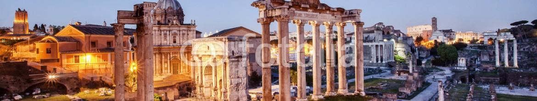 82000543 – Italy – Roman Forum