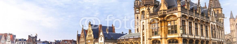 82256021 – Ukraine – Belgium. medieval Ghent
