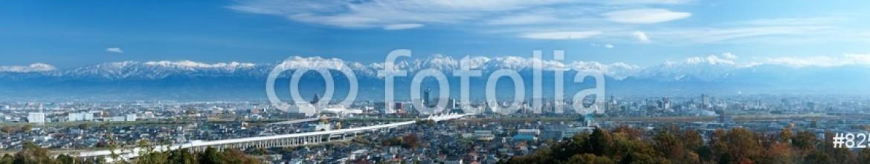 82518798 – Japan – 立山連峰パノラマ