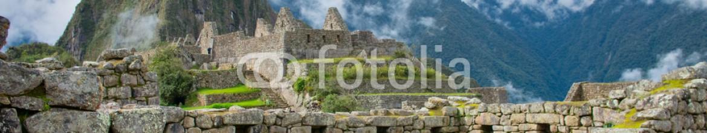 82525351 – Ukraine – Machu Picchu in Peru. UNESCO World Heritage Site