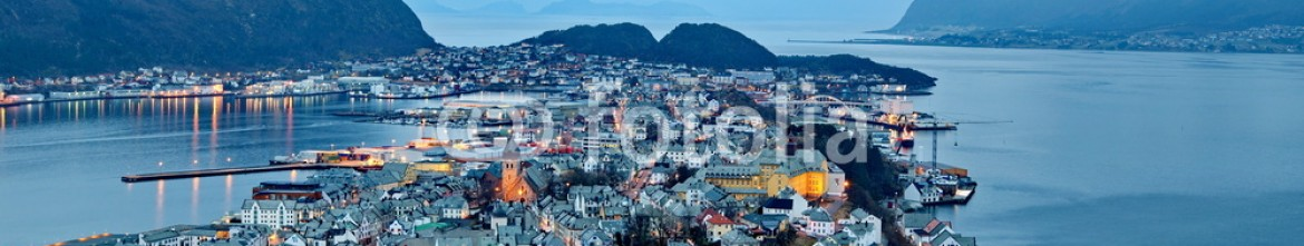 83041972 – Hungary – City of Alesund in Norway
