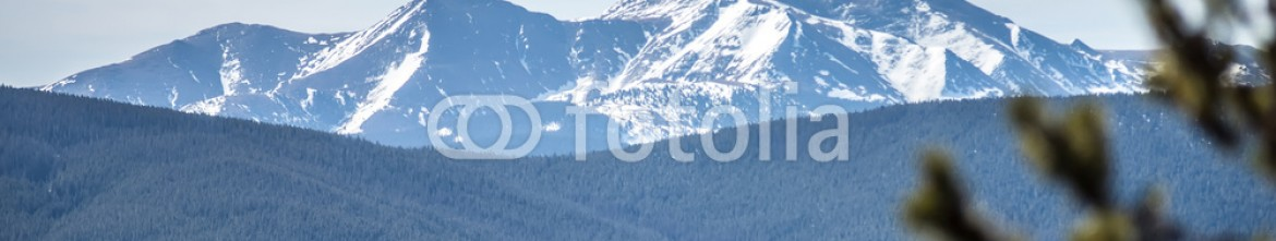 83740856 – United States of America – colorado rocky mountains near monarch pass