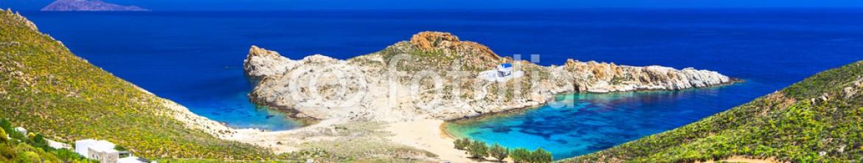 83799478 – Ukraine – beautiful beaches of Greek islands – Serifos, Agios Sostis