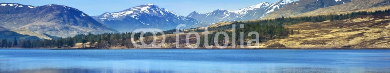 83882525 – United Kingdom of Great Britain and Northern Ireland – Scottish Highlands Landscape