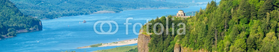 83920700 – United States of America – Columbia River Gorge View