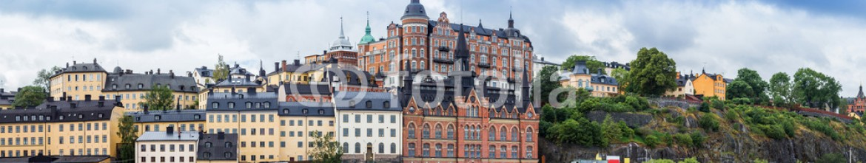84235999 – Ukraine – Panorama of  Stockholm, Sweden