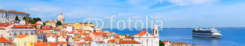 84290653 – Russian Federation – Lisbon cityscape