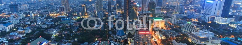84705493 – Thailand – Bangkok, Thailand – April 15,2015: Bangkok by night