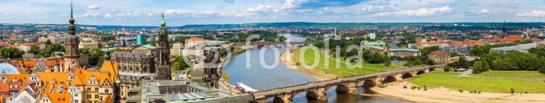 84970230 – Ukraine – Panoramic view of Dresden
