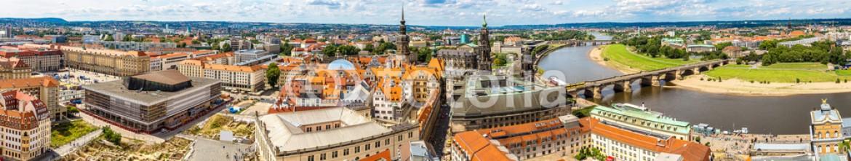 84970259 – Ukraine – Panoramic view of Dresden