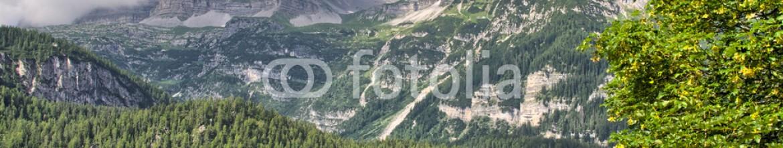 85168695 – Italy – Dolomiti del Brenta dal Lago di Tovel